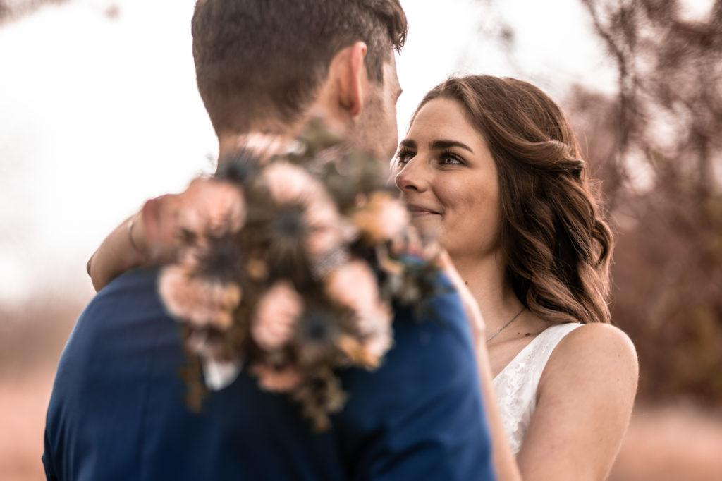 Standesamtliche Hochzeit von Nici und Martin 1