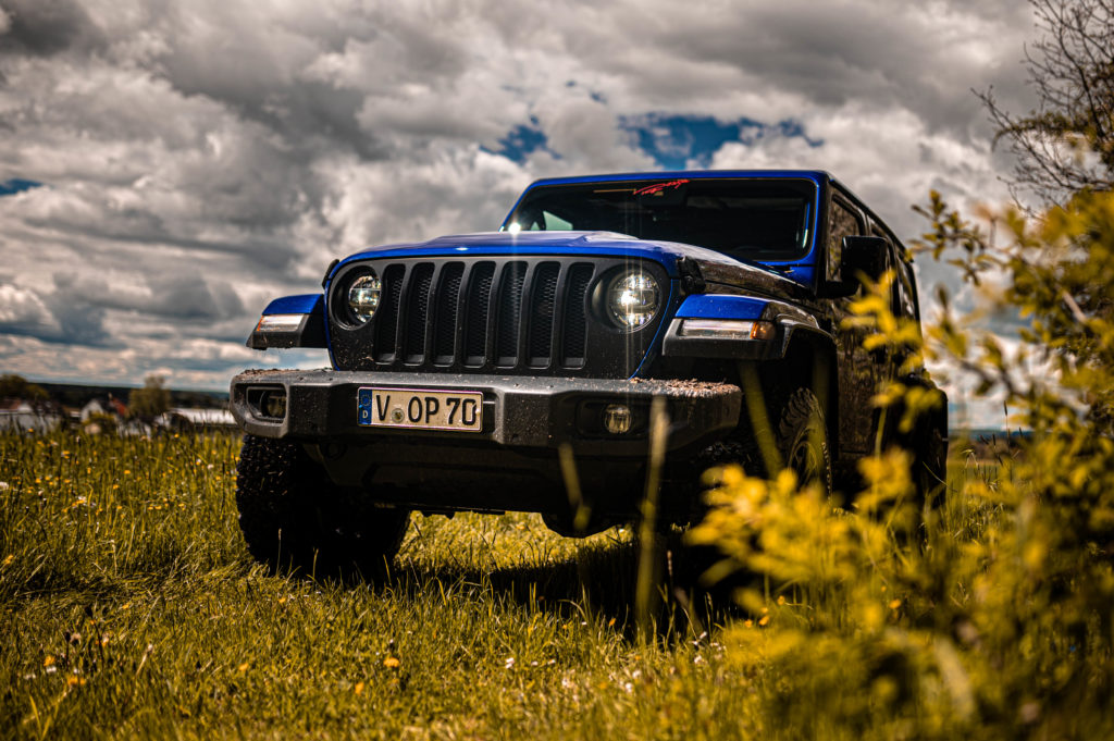 Carshooting <br></noscript> Autohaus Oppel <br> Jeep Wrangler 7